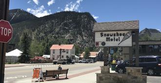 Snowshoe Motel - Frisco - Vista del exterior