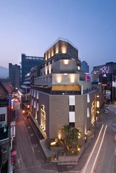 西面獵犬酒店 - 釜山 - 建築