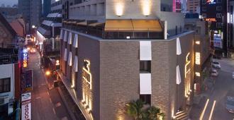 Hound Hotel Seomyeon - Busan - Edifício