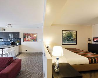 Residence Sacchi - Turín - Habitación