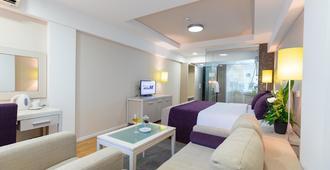 Hotel M - בלגרד - חדר שינה