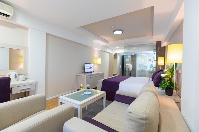 Hotel M - Belgrad - Makuuhuone