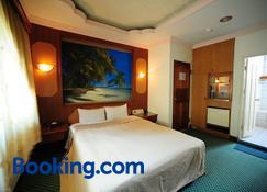 Golden Motel - Hsinchu City - Bedroom