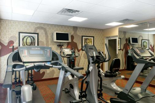 金斯蘭溫德姆霍桑套房酒店 - 金斯蘭 - Kingsland - 健身房