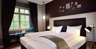 Syte - מנהיים - חדר שינה