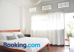 Jardin Azul - Casa Hotel - Cali - Bedroom