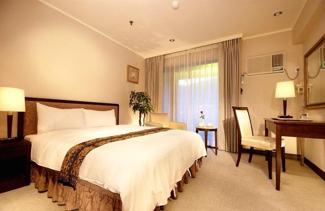 Sun Spring Resort - Jiaoxi - Bedroom