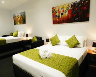 Copper City Motel - Mount Isa - Bedroom