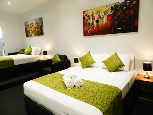 Copper City Motel - Mount Isa - Schlafzimmer