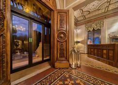 Hotel De la Ville - Riccione - Lobby