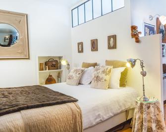 La Demeure - Guingamp - Camera da letto