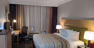 Country Inn & Suites by Radisson, Nashville, TN - Нэшвилл - Спальня