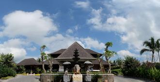Visesa Ubud Resort - Ubud - Outdoor view