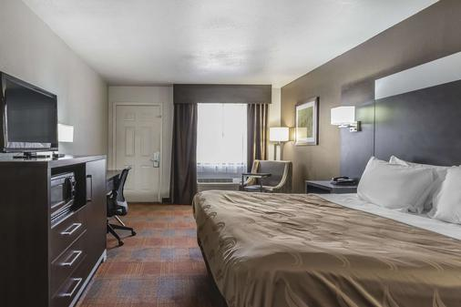 Quality Inn and Suites Stuttgart North - Stuttgart - Schlafzimmer