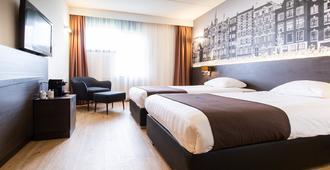 阿姆斯特丹北堡壘酒店 - 阿姆斯特丹 - 阿姆斯特丹 - 臥室