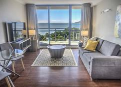 Cairns Plaza Hotel - Cairns - Sala de estar