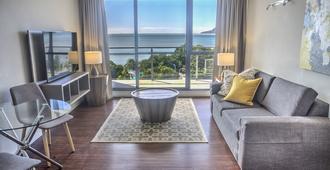 Cairns Plaza Hotel - קיירנס - סלון