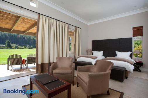 Gaikou Lodge - Swellendam - Bedroom
