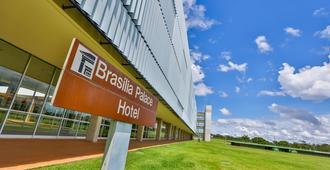 Brasilia Palace Hotel - Brasilia - Bygning