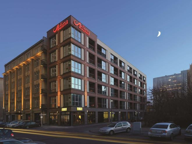 Adina Apartment Hotel Berlin Checkpoint Charlie - Berlim - Edifício