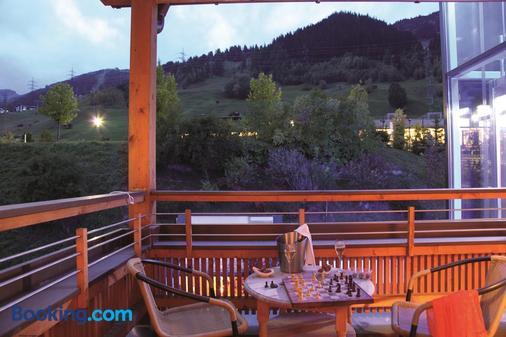 Hotel Montana - Sankt Anton am Arlberg - Balcony