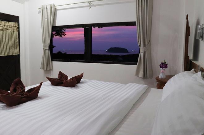 沁涼微風平房酒店 - 卡隆 - 卡倫海灘 - 臥室