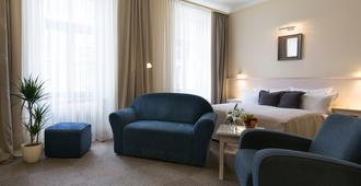 Unitas Hotel - Praga - Sala de estar