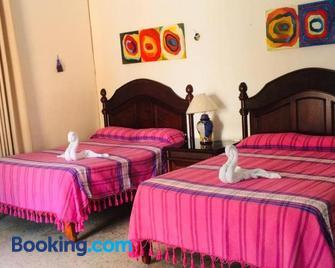 Hotel Maria's Nicte Ha - Прогресо - Спальня