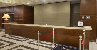DoubleTree by Hilton Istanbul - Avcilar - Istanbul - Front desk