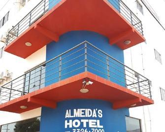 Almeidas Hotel - Tangará da Serra - Building