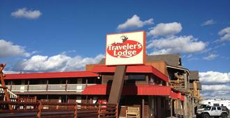 Traveler's Lodge - West Yellowstone - Edificio