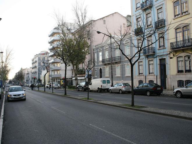 Lisbon Style Guesthouse - Lissabon - Außenansicht