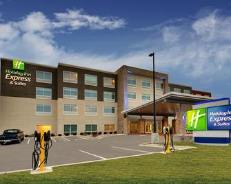 Holiday Inn Express & Suites Mt Sterling North - Mount Sterling - Building