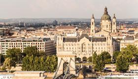 Four Seasons Gresham Palace - Budapest - Vista del exterior