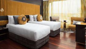 珀斯qt酒店 - 伯斯 - 臥室