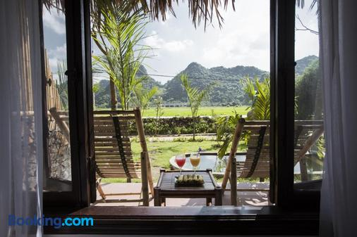 Tam Coc Rice Fields Resort - Ninh Bình - Balcony