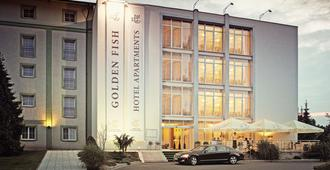 Golden Fish Hotel Apartments - Plzeň - Edificio