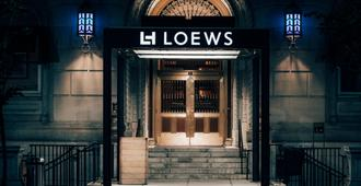 Loews Boston Hotel - Boston - Edifício