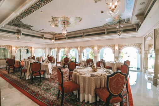 Taj Lake Palace - Udaipur - Bankettsaal