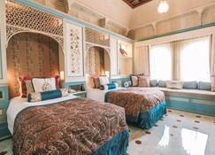 Taj Lake Palace - Udaipur - Schlafzimmer