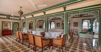 Taj Lake Palace - Udaipur - Bar
