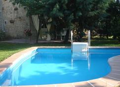 Petrino Suites Hotel - Afytos - Piscina