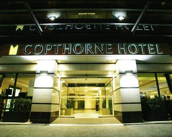 Copthorne Hotel Wellington, Oriental Bay - Wellington - Building