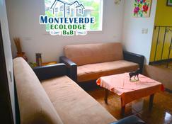 Monteverde Ecolodge - Monteverde - Sala de estar