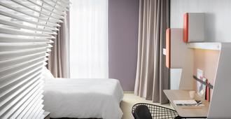 Okko Hotels Nantes Château - נאנט - חדר שינה