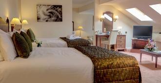 賓利休閒俱樂部spa貝斯特韋斯特plus酒店 - 林肯 - 臥室