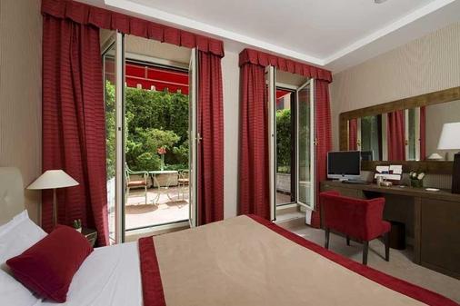 Hotel dei Borgognoni - Ρώμη - Κρεβατοκάμαρα