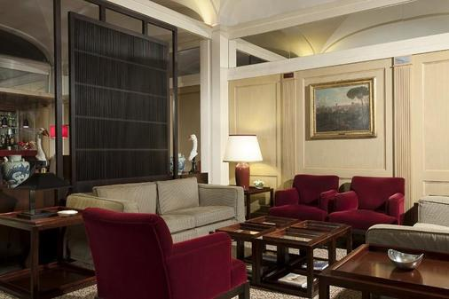 Hotel dei Borgognoni - Ρώμη - Σαλόνι ξενοδοχείου