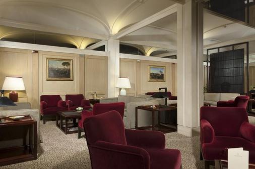 Hotel dei Borgognoni - Ρώμη - Σαλόνι