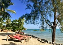 Mangrove Lodge - Zanzibar - Strand